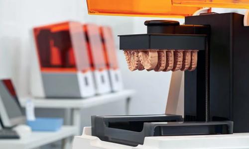 Цифровой 3D-принтер в Стоматологии