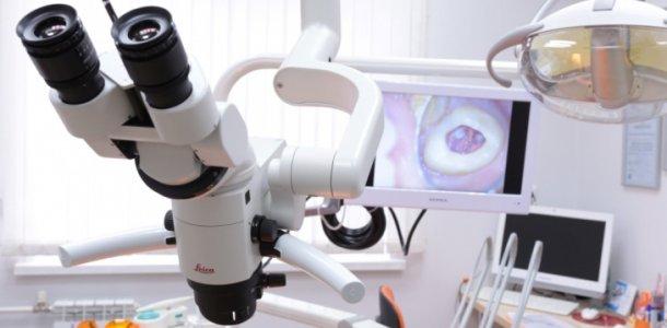 Использование в лечении микроскопа