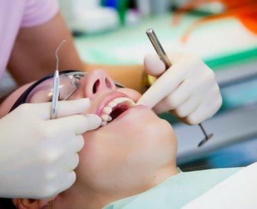 Консультация детского врача-стоматолога