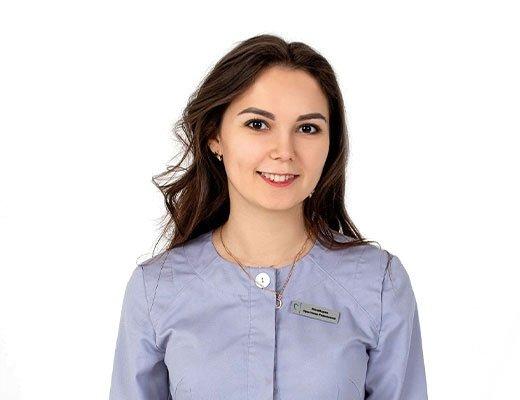 Нагайцева Кристина Равилевна